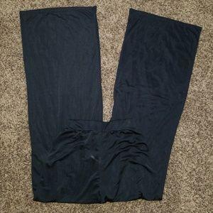 Boohoo night sheer pants